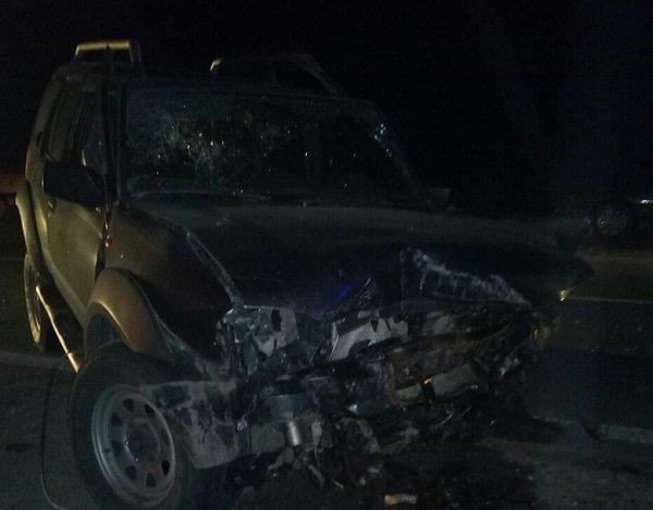 تصادف مرند &ndash جلفا یک کشته و 6 مصدوم برجای گذاشت