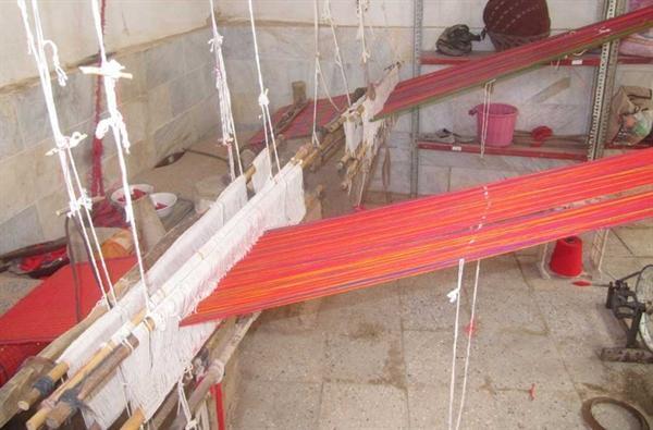 فعالیت 250 کارگاه فرت بافی در تایباد