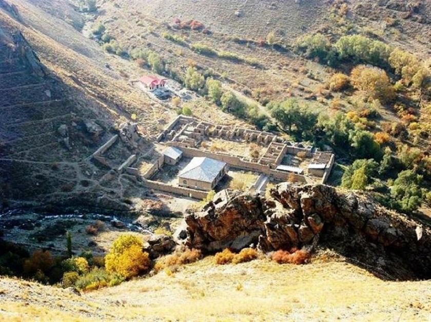 پیشنهاد سفر یک روزه در کاخ های استان البرز