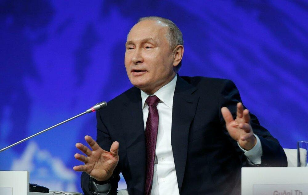 اولین واکنش پوتین نسبت به گزارش بازرس مولر