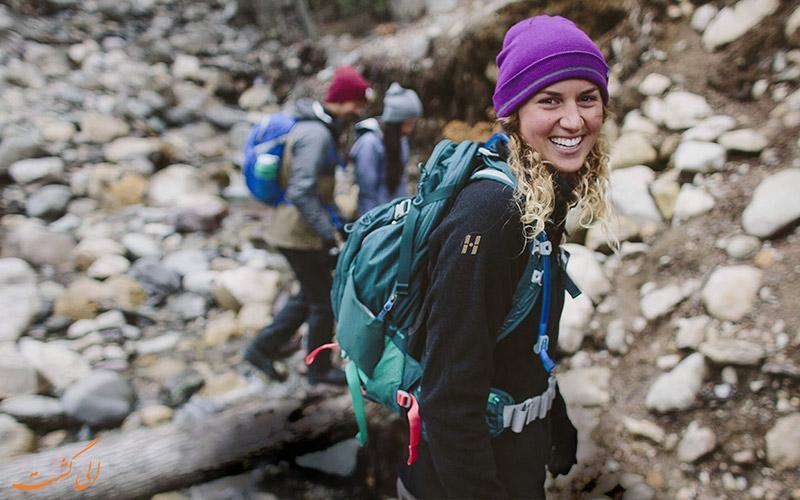 لوازمی که برای کوهنوردی احتیاج دارید