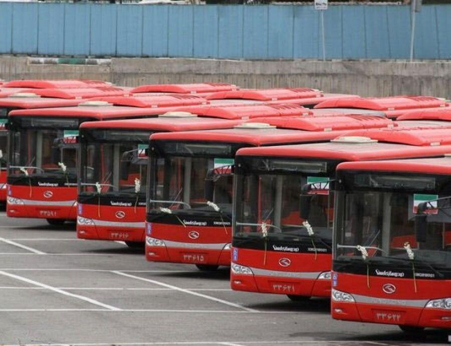 خبرنگاران 13 اتوبوس 2 کابین به ناوگان اتوبوسرانی پایتخت اضافه شد