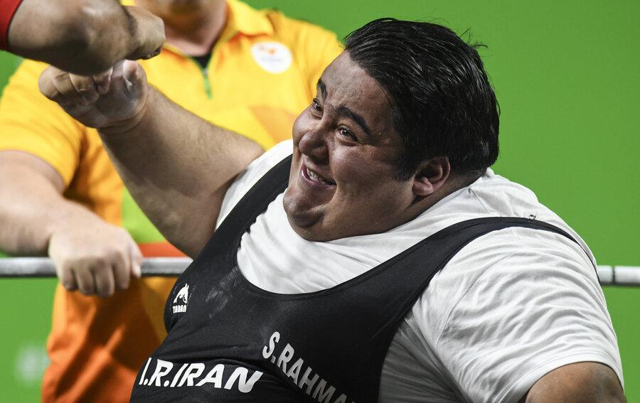 سیامند رحمان برای سومین بار قهرمان دنیا شد