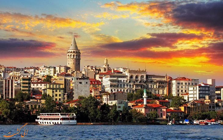 7 بنای تاریخی شگفت انگیز در استانبول