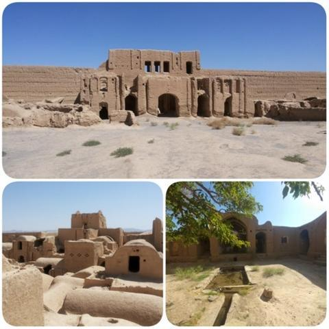 چهار قلعه تاریخی استان یزد در فهرست آثار ملی کشور به ثبت رسید