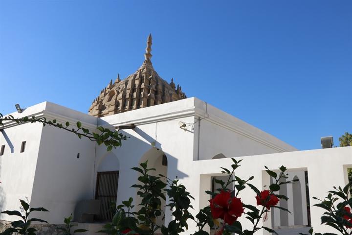 فاز اول مرمت معبد هندوهای بندرعباس شروع شد