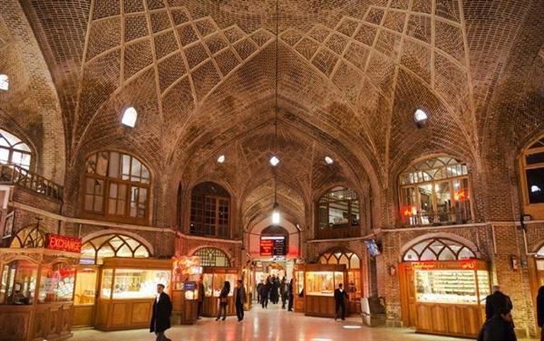 مشارکت پر رنگ کسبه بازار تبریز در مرمت و بازسازی بزرگ ترین بازار مسقف دنیا