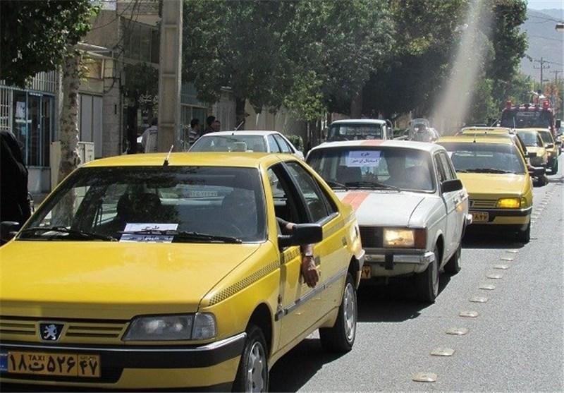طرح نوسازی ناوگان حمل و نقل تاکسیرانی رشت تشدید می گردد
