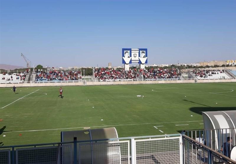 لیگ برتر فوتبال، تقابل نفت مسجدسلیمان و تراکتور برنده نداشت