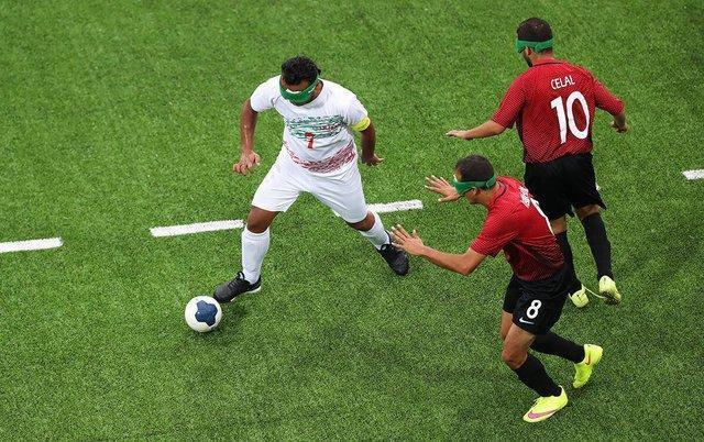 نخستین پیروزی تیم فوتبال پنج نفره برابر مالزی در قهرمانی آسیا