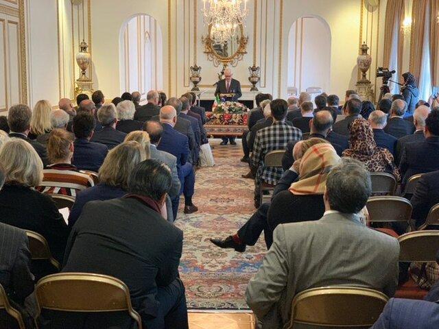 همایش فرصتها و چشم انداز روابط مالی ایران و انگلیس برگزار گردید