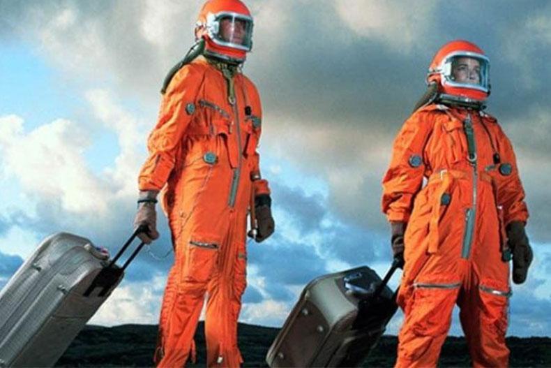 گردشگران فضایی چین به استراتوسفر می روند