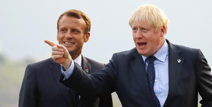 ماکرون خواهان شفافیت انگلیس درخصوص برنامه برگزیت شد