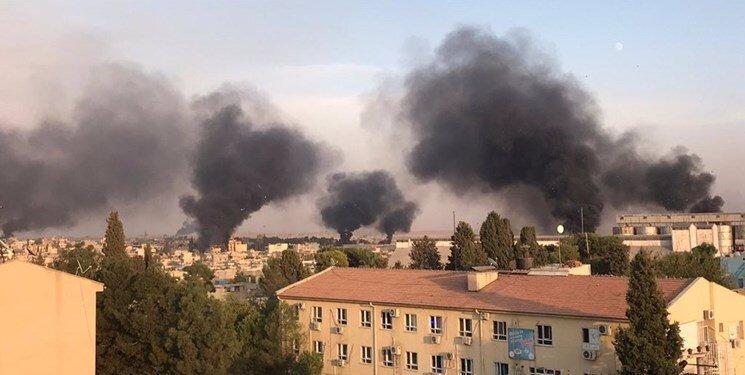 موضع گیری مقام های اروپایی درباره عملیات نظامی ترکیه
