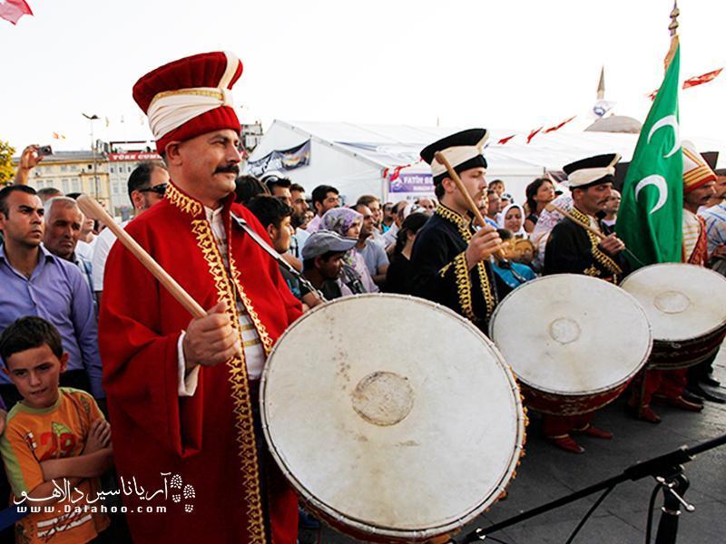 سفر به ترکیه در ماه رمضان چگونه است؟