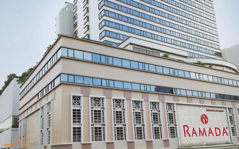 معرفی هتل رامادا دی ام ای بانکوک ، 4 ستاره