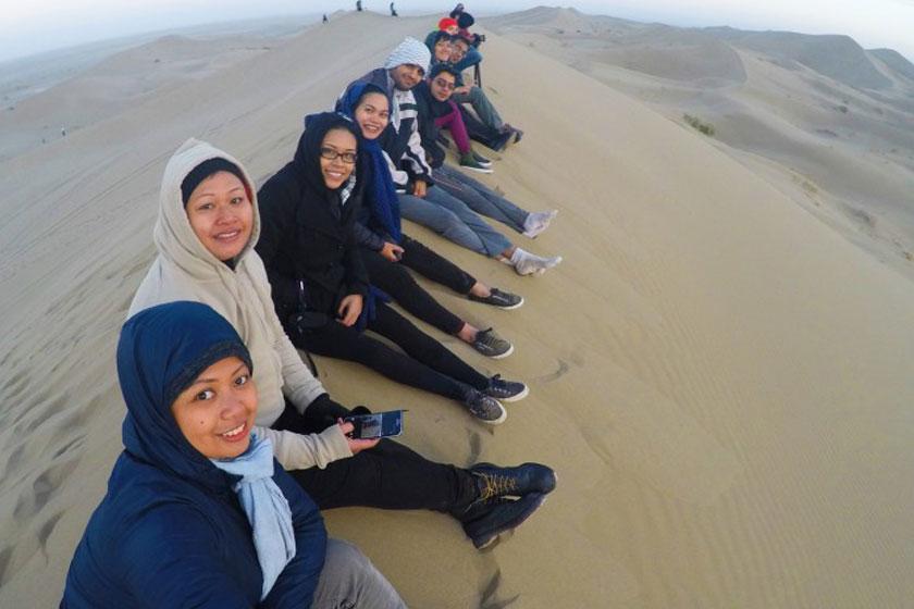 ایران از دید گردشگران اندونزیایی چگونه است؟