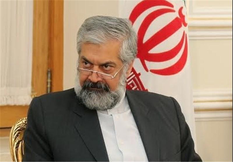 دیدار قائم مقام وزیر خارجه عمان با سرمدی