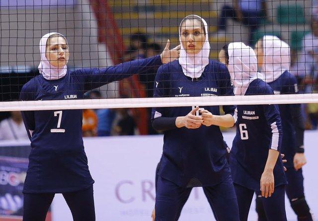 جام کنفدراسیون والیبال زنان آسیا، سومین شکست شاگردان مایدا برابر تایلند