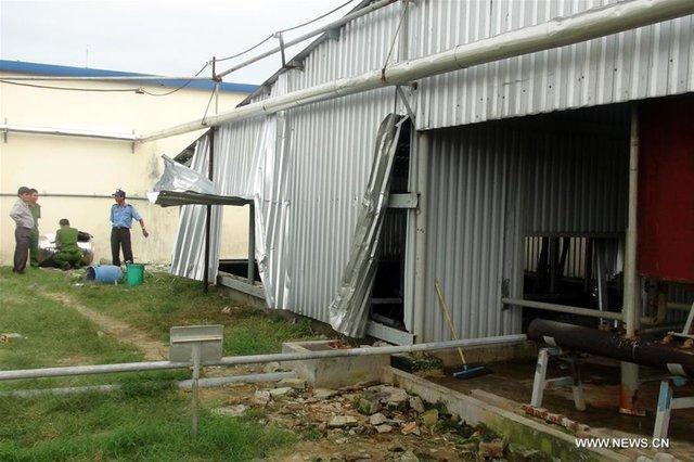 مرگ 5 کارگر ویتنامی بر اثر خفگی با گاز