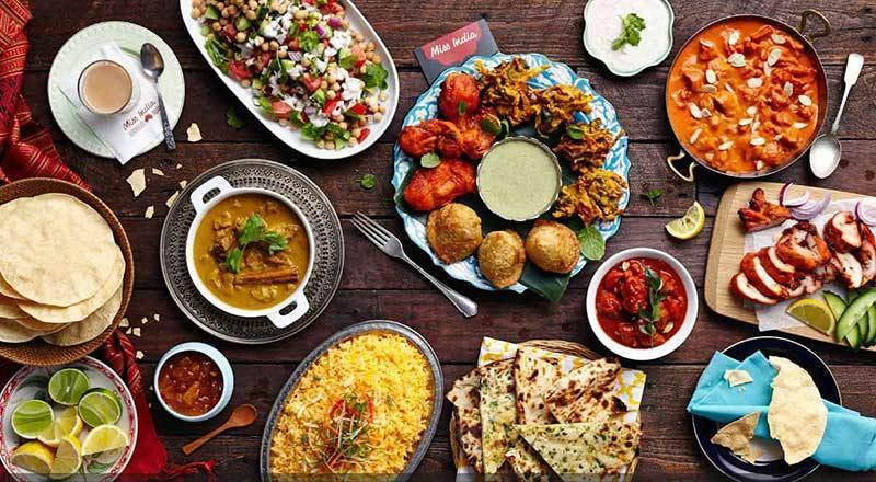 شکم گردی در هند!