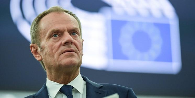 حمایت رئیس شورای اروپا از رقبای جانسون در انتخابات انگلیس