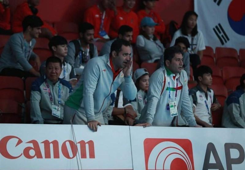 گزارش خبرنگار اعزامی خبرنگاران از اندونزی، فخری: خوشحالم بازی های آسیایی انتها خوشی برای مان داشت