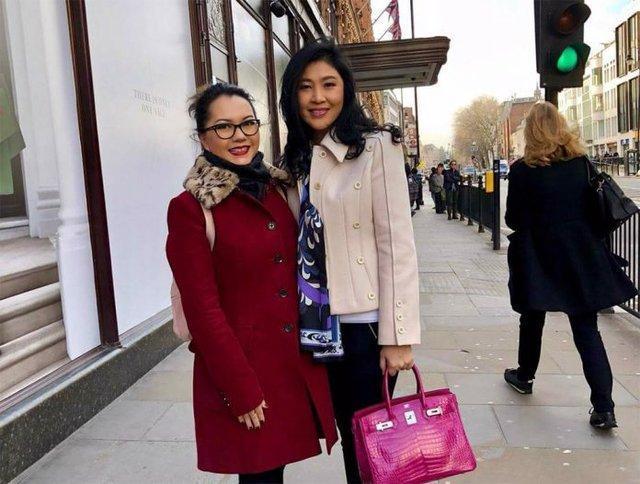 وزیر خارجه تایلند: شیناواترا در لندن است
