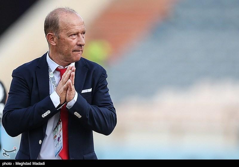 کالدرون: نگران فوتبال ایران هستم، درباره استقلال حرفی نزدم