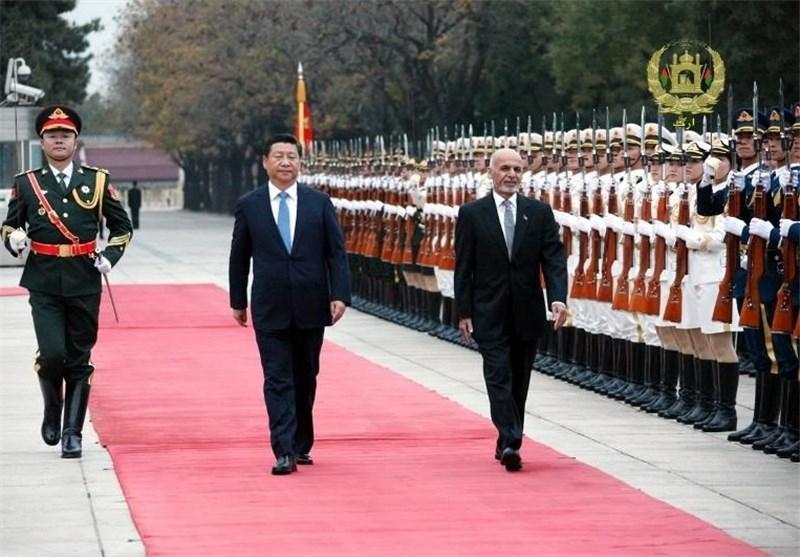 احمدزی با نخست وزیر و رهبر حزب کمونیست چین دیدار کرد