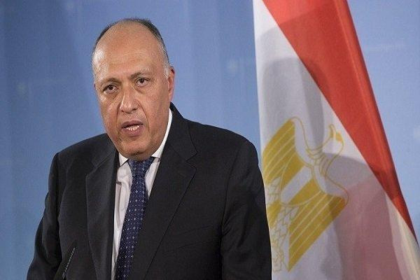 وزیر خارجه مصر راهی واشنگتن شد