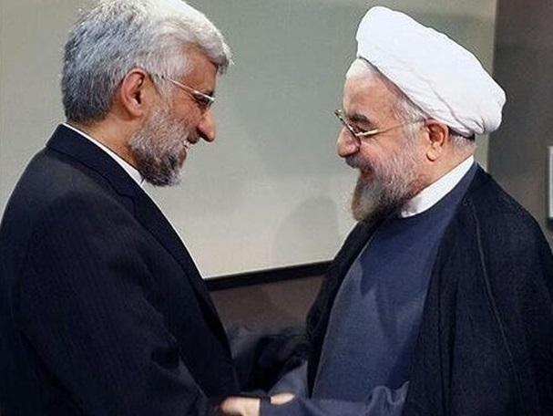 روحانی بعد از 6 سال به راستا جلیلی برگشت!