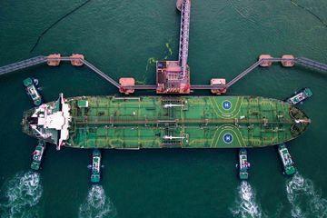 چین در آستانه شکستن رکورد واردات نفت