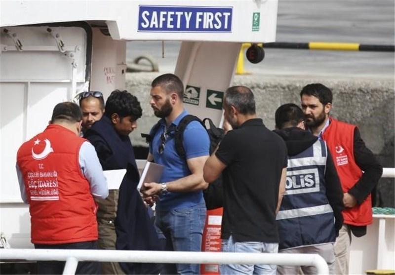 موج جدید مهاجران به ایتالیا غالبا اتباع سوری نیستند