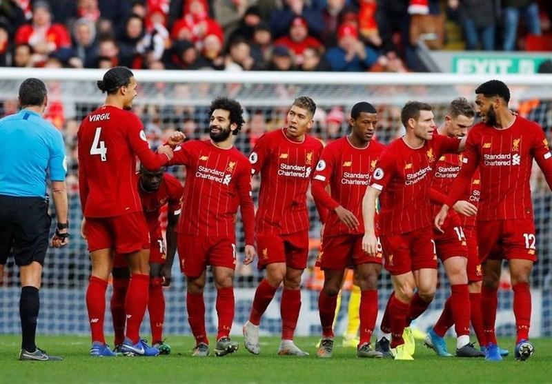 لیگ برتر انگلیس، لیورپول با یک برد خانگی قهرمان نیم فصل شد