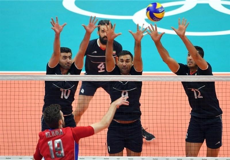 شکست بی چون و چرای والیبالیست های ایران مقابل روسیه، شاگردان لوزانو حریف ایتالیا شدند