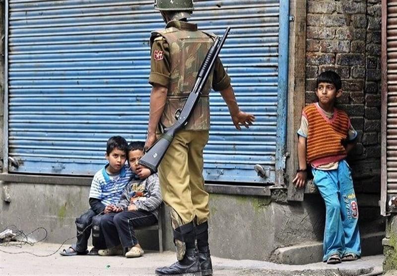 تاثیر خشونت نظامیان هندی بر بچه ها کشمیر
