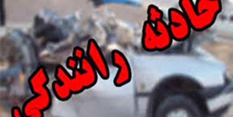 2 کشته و 4 مصدوم در تصادف پژو و ساینا