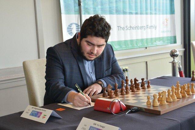 پیروزی مقصودلو در مسابقات 25 هزار یورویی شطرنج اسپانیا
