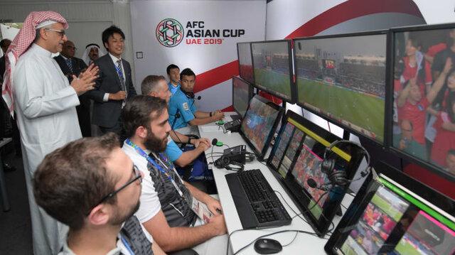 انتخابی المپیک آسیا اولین تورنمت با حضور کامل VAR