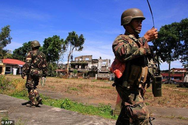 ارتش فیلیپین از کوشش مجدد داعش برای تاسیس خلافت در جنوب شرقی آسیا اطلاع داد