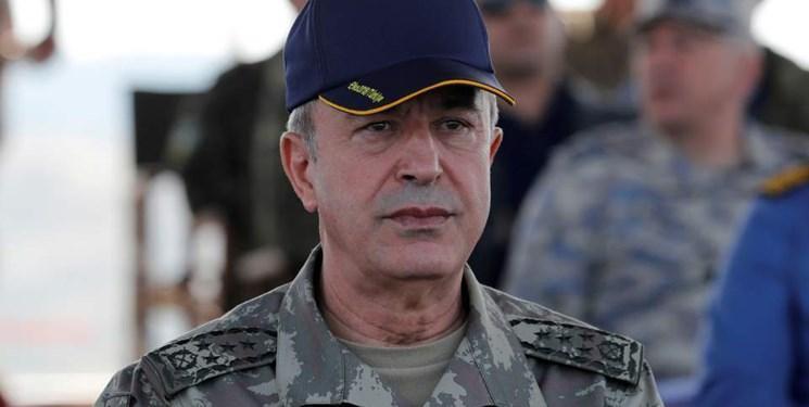 وزیر دفاع ترکیه با اشاره به درخواست یاری لیبی؛ ارتش ما آماده است
