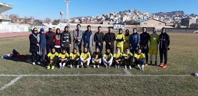شکست وچان کردستان مقابل شهرداری بم