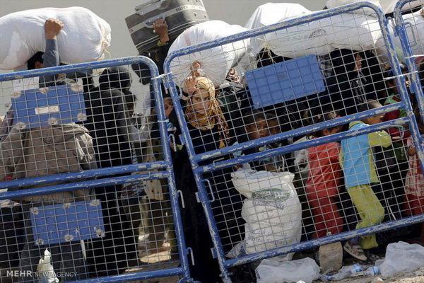 بیش از 2 میلیون آواره سوری به خانه های خود بازگشتند