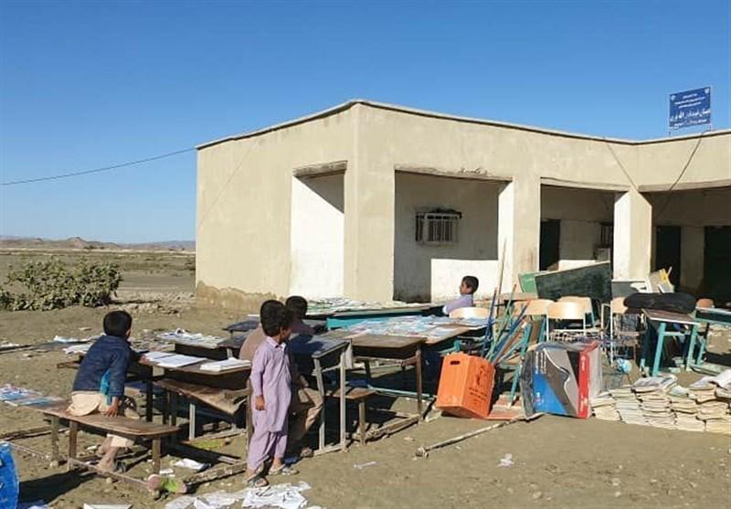 ارسال رایگان کتاب های درسی برای دانش آموزان سیل زده بلوچستان و هرمزگان