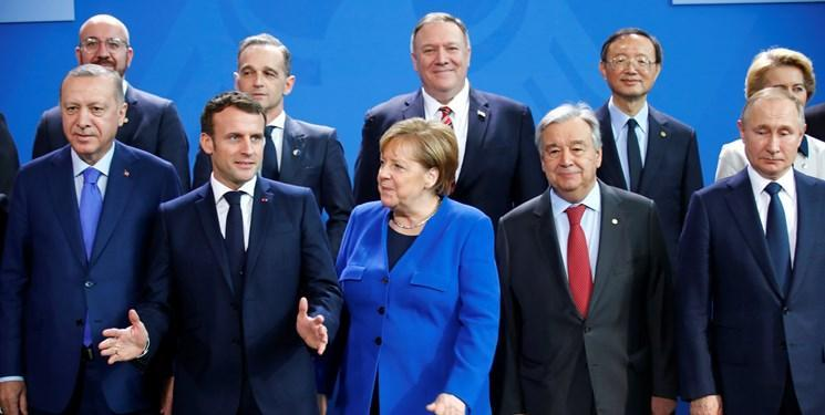 کنفرانس برلین برای آنالیز بحران لیبی شروع به کار کرد