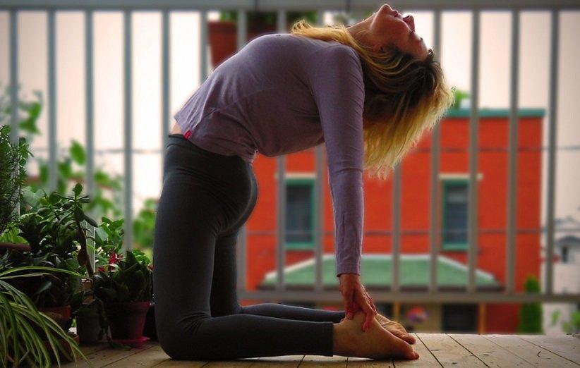 5 حرکت ساده یوگا برای لاغری و کاهش وزن