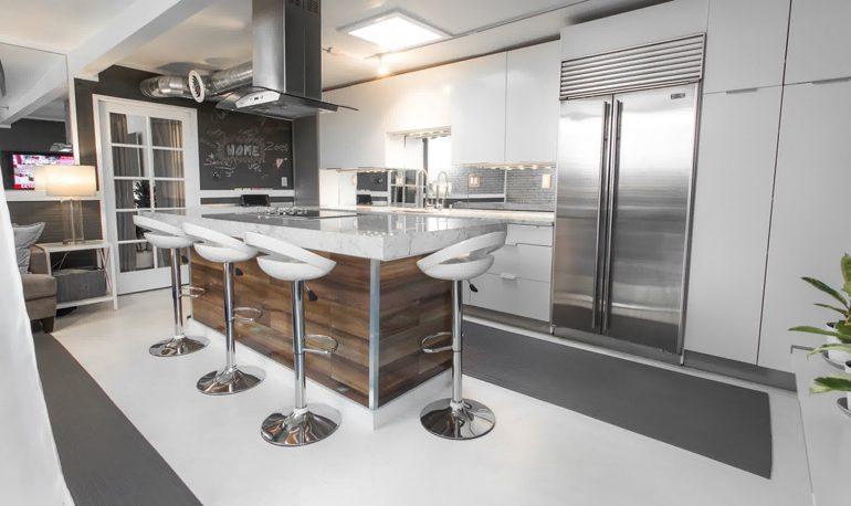 جایگاه اپن آشپزخانه