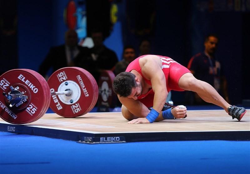 وزنه برداری قهرمانی جهان، عنوان چهارمی ایران در مسابقات جهانی، اوتی ها سکو را از ایران گرفتند