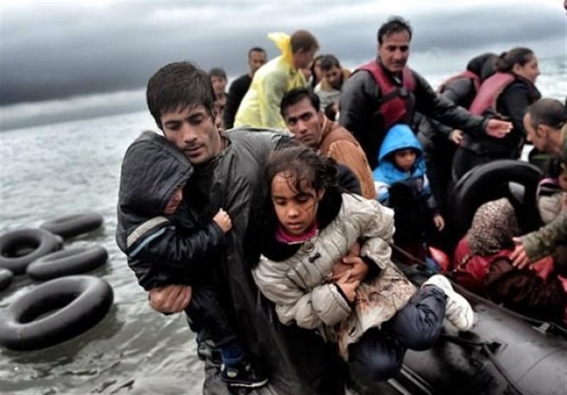 عبور بیش از 300هزار مهاجر از مدیترانه به سوی اروپا